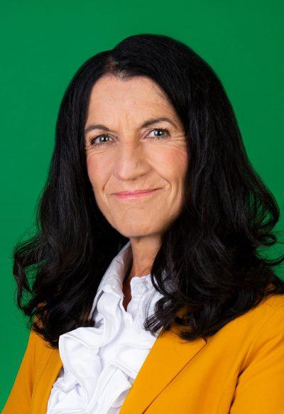 Porträt Andrea Schmidt - Ihre GRÜNE OB-Kandidatin für Kitzingen