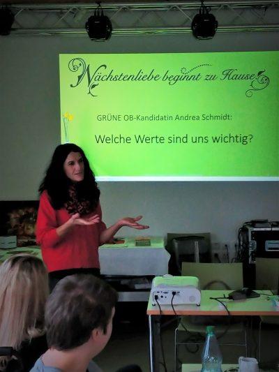 Rede Andrea Schmidt