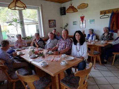 Seniorennachmittag Kitzinger Siedlerbund