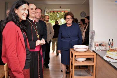 Verleihung St.Vinzenz-Preis-mit Barbara Stamm