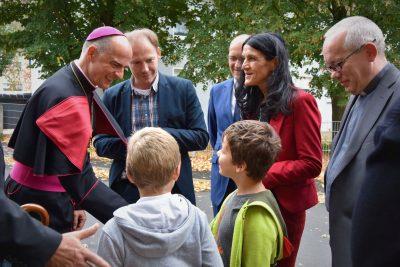 Verleihung St.Vinzenz-Preis-mit Bischof Jung
